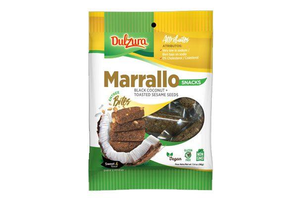 Marrallo black coconut